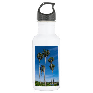 Tall Curving Palms 532 Ml Water Bottle