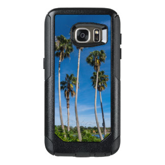 Tall Curving Palms OtterBox Samsung Galaxy S7 Case