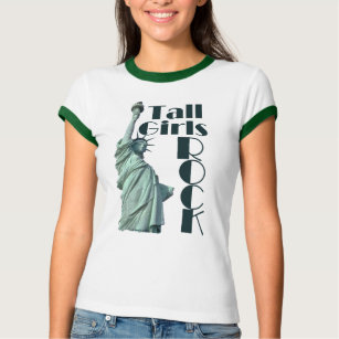 Girls rule t shirts shirt designs for Big and tall rock t shirts