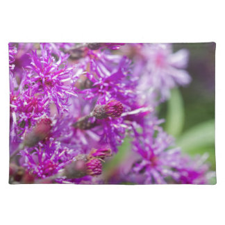 Tall Ironweed Wildflowers Placemat