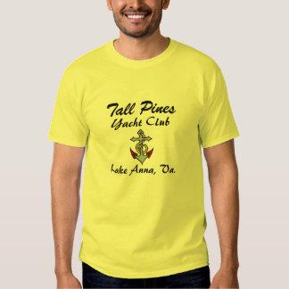 Tall Pines Yacht Club Tee Shirts