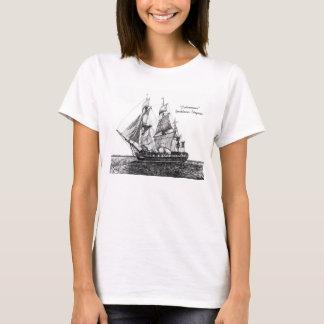 Tall Ship Hermione Women's T-Shirt