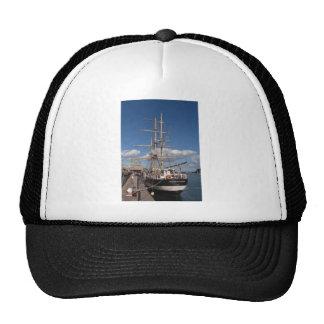 Tall Ship In Weymouth Trucker Hat