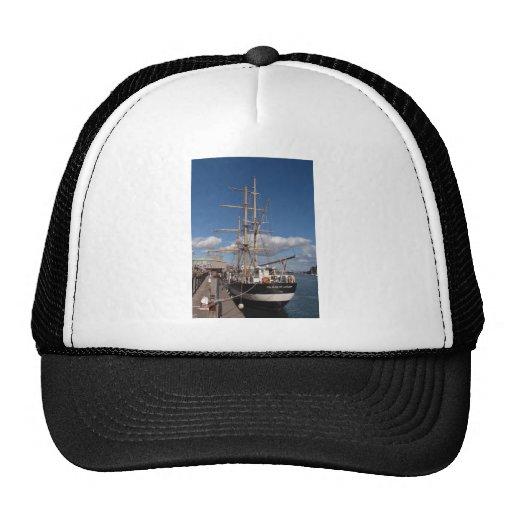Tall Ship In Weymouth Hats