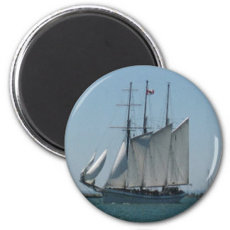 Tall Ship Magnet
