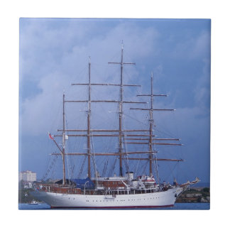 Tall Ship Sea Cloud Tile