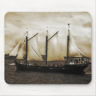 Tall Ship Silva Mouse Pad