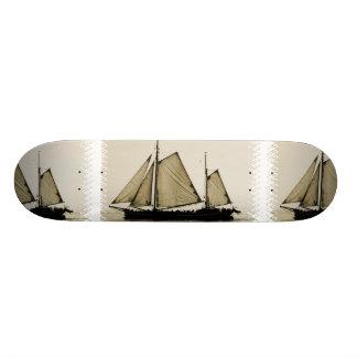 Tall Ship Skateboard