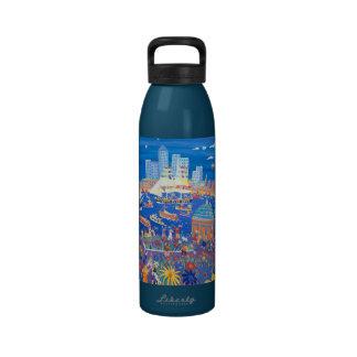 Tall Ships Regatta Drinks Bottle by John Dyer Water Bottles