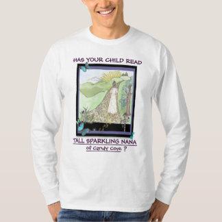 """""""TALL SPARKLING NANA"""" T-Shirt"""