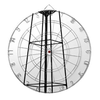 Tall Water Tower Dartboard