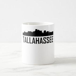 Tallahassee Florida City Skyline Coffee Mug