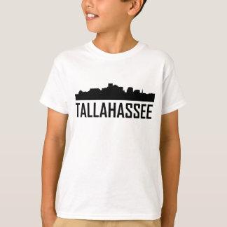 Tallahassee Florida City Skyline T-Shirt