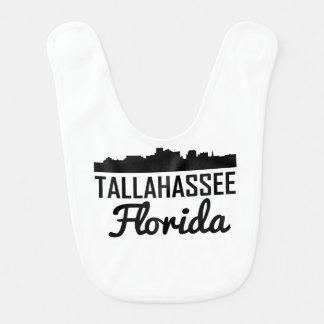 Tallahassee Florida Skyline Bib