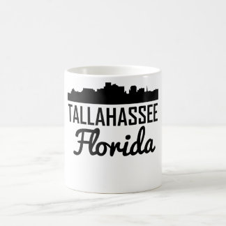 Tallahassee Florida Skyline Coffee Mug