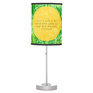 Taller then the Trees Table Lamp