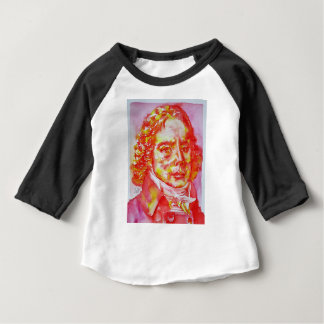 talleyrand - watercolor portrait baby T-Shirt