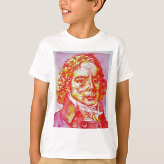 talleyrand - watercolor portrait T-Shirt