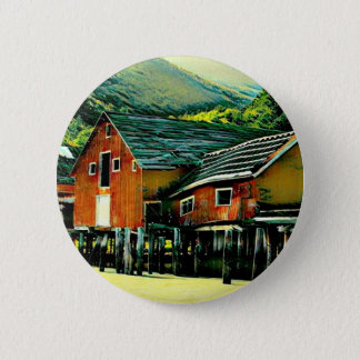 Tallheo Cannery Bella Coola 2 Inch Round Button