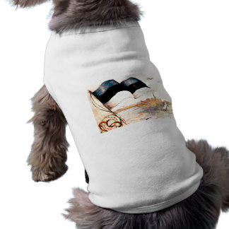 Tallinn 1st Postcard Doggie Coat Shirt