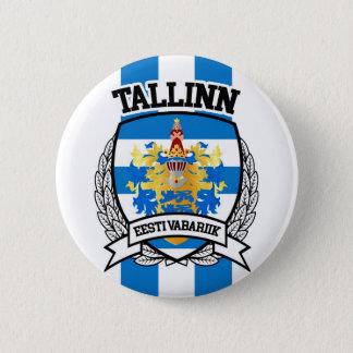 Tallinn 2 Inch Round Button