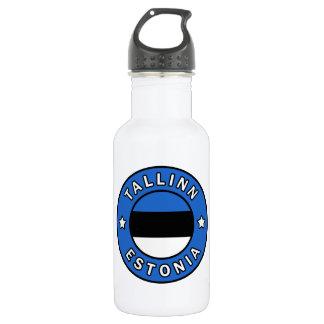 Tallinn Estonia 532 Ml Water Bottle
