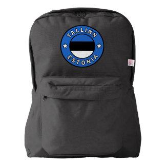 Tallinn Estonia Backpack