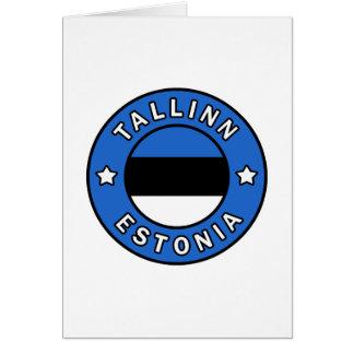 Tallinn Estonia Card