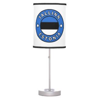Tallinn Estonia Table Lamp