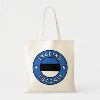 Tallinn Estonia Tote Bag