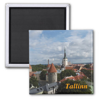 Tallinn kitchen magnet