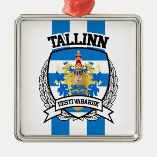Tallinn Metal Ornament