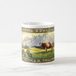 Tallinn Swiss Chocolate Mug