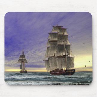 Tallships Mouse Pad