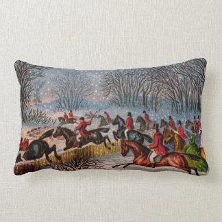 Tally-Ho Lumbar Pillow
