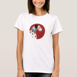 Tallydog Circle of Friends Dalmation T-Shirt