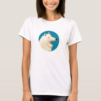 Tallydog Circle of Friends Eskimo Dog T-Shirt
