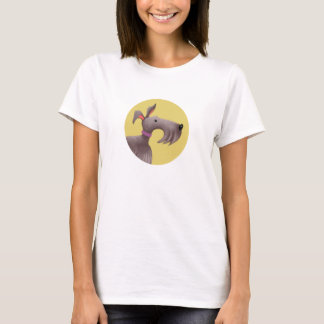 Tallydog Circle of Friends Schnauzer T-Shirt