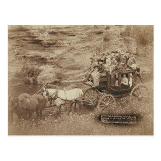 Tallyho Coaching Postcard