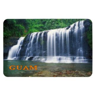 Talofofo falls Guam Rectangular Photo Magnet