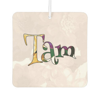 Tam Colorful Fun Air Freshener: Cucumber-Mint Air Freshener