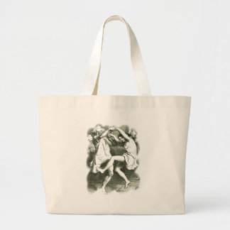 Tam O'Shanter Large Tote Bag