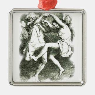 Tam O'Shanter Metal Ornament
