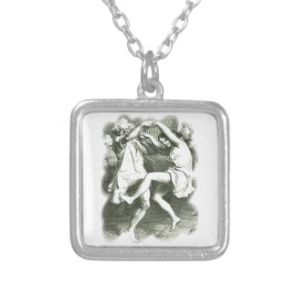 Tam O'Shanter Silver Plated Necklace