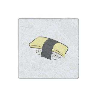 Tamago Sushi Eggroll Sushi Maki Japanese Food Love Stone Magnets