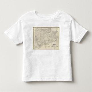 Tamalpais Land and Water Company map Toddler T-shirt