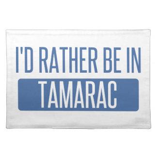 Tamarac Placemat