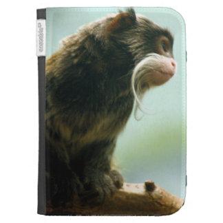 Tamarin Monkey Kindle Case