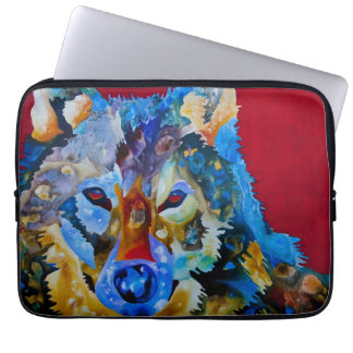Tamaska by JLGallery Laptop Sleeve