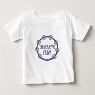 Tambourine Man Baby T-Shirt